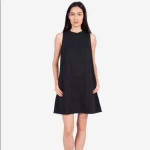 Premium Cotton A-l-line Tee Dress